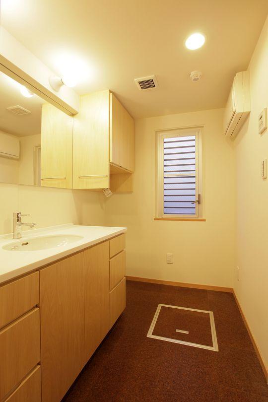 07 居宅 洗面所