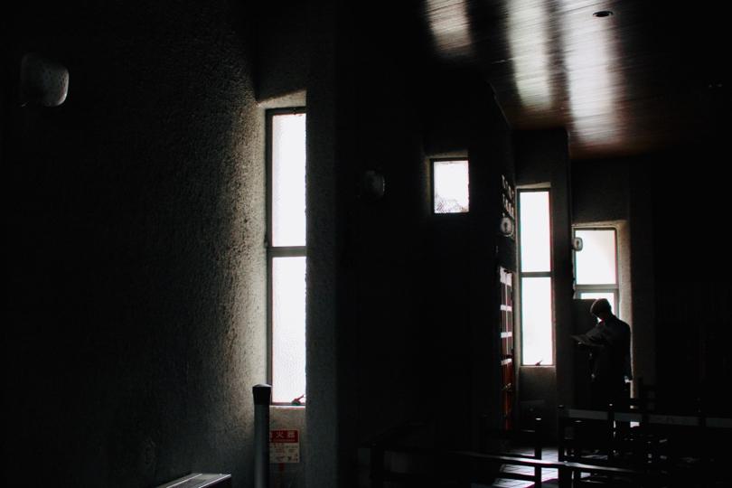 カトリック宝塚教会 村野藤吾